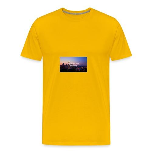 gym hoodie - Men's Premium T-Shirt
