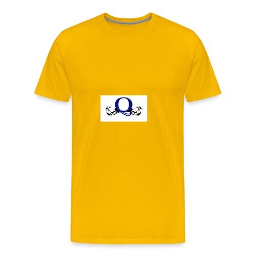 Q logo - Men's Premium T-Shirt