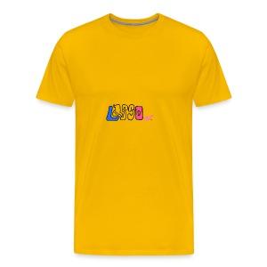 Drawing - Men's Premium T-Shirt