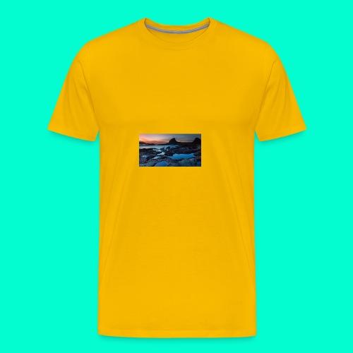 the best design - Men's Premium T-Shirt