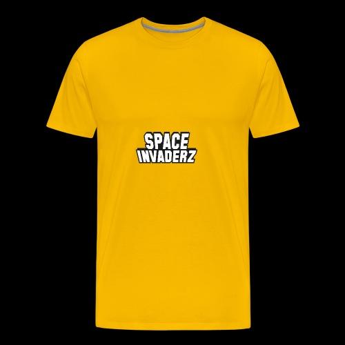 Space Invaderz - Men's Premium T-Shirt