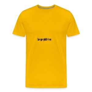 logophiliac - Men's Premium T-Shirt