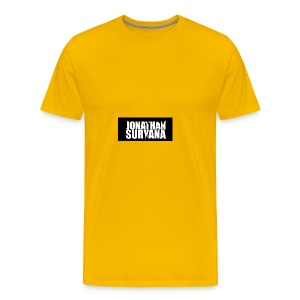bling bling jonathan suryana - Men's Premium T-Shirt