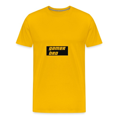 Gamer Bro - Men's Premium T-Shirt