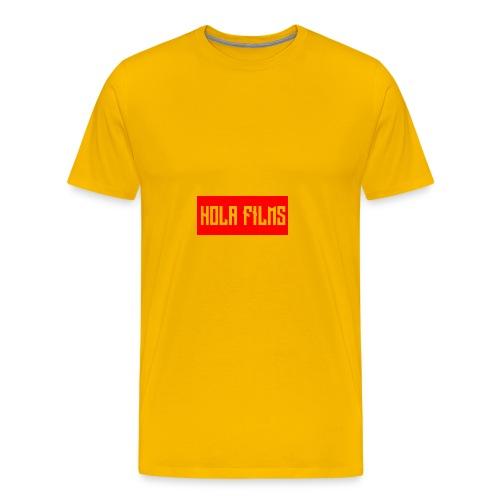 OfficialHolaDesign1 - Men's Premium T-Shirt