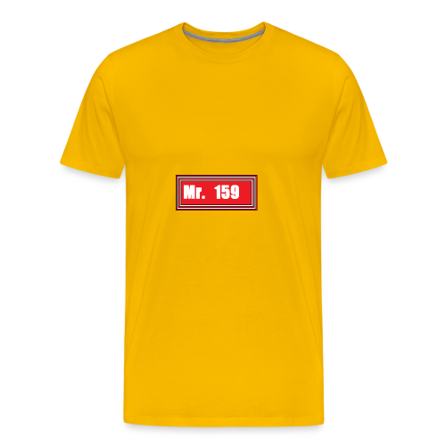 Mr.YouTube new - Men's Premium T-Shirt