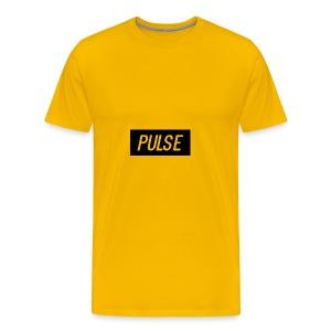 Pulse box logo - Men's Premium T-Shirt