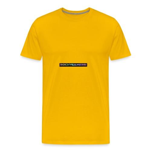 rochyy - Men's Premium T-Shirt