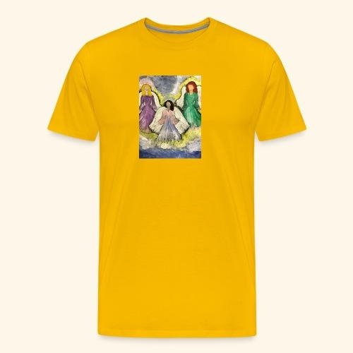 Angels - Men's Premium T-Shirt