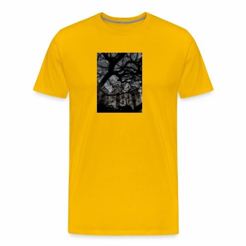 Haunted? Nah - Men's Premium T-Shirt