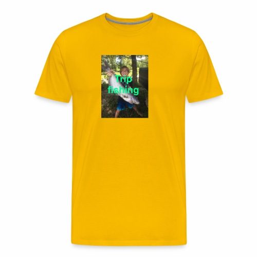 Fishing merch - Men's Premium T-Shirt