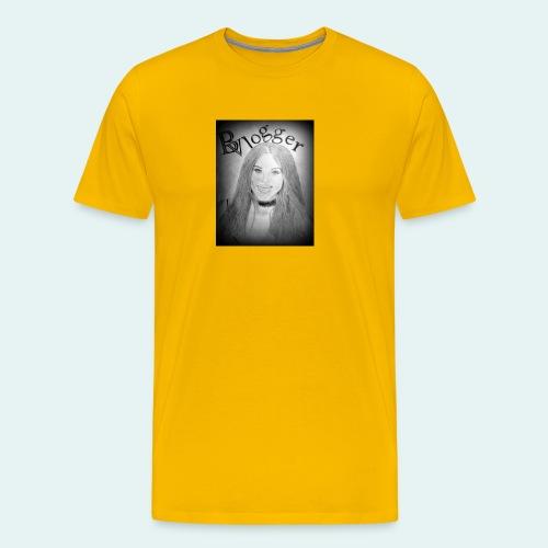 Beauty Vlogger Image Tshirt - Men's Premium T-Shirt