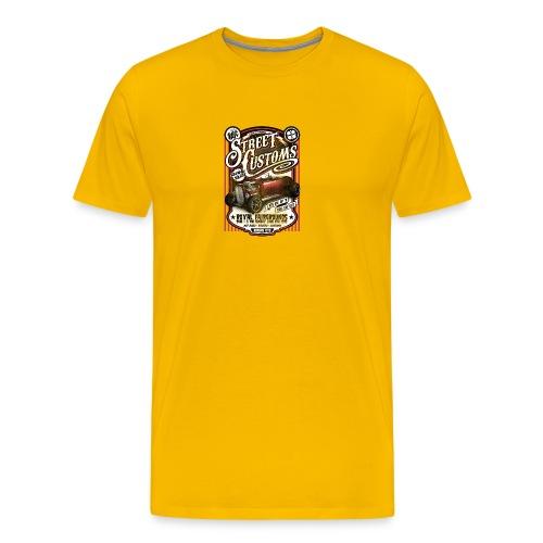 Streets - Men's Premium T-Shirt