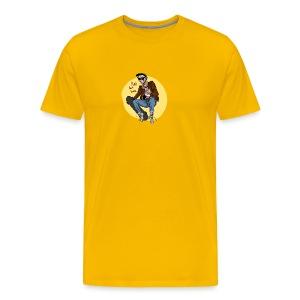 Rad But Sad - Men's Premium T-Shirt