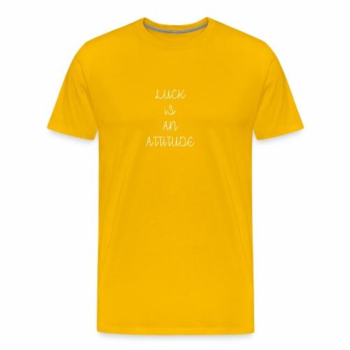 Luck - Men's Premium T-Shirt