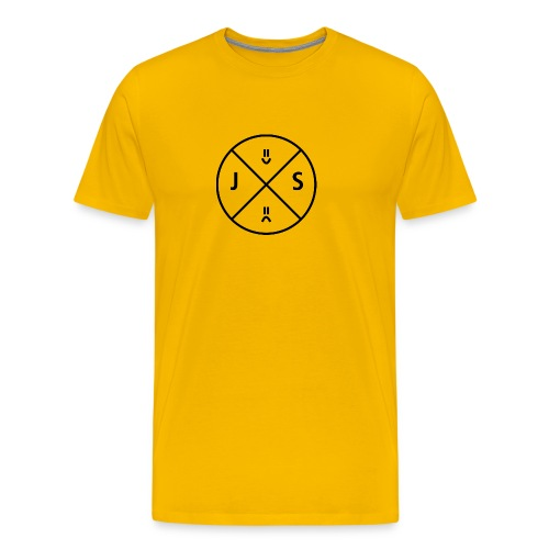 JXS Logo2 - Men's Premium T-Shirt