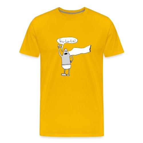 Captain Underpants - Men's Premium T-Shirt
