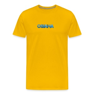 OSIAHA - Men's Premium T-Shirt