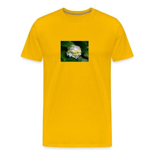 its a flower shirt - Men's Premium T-Shirt