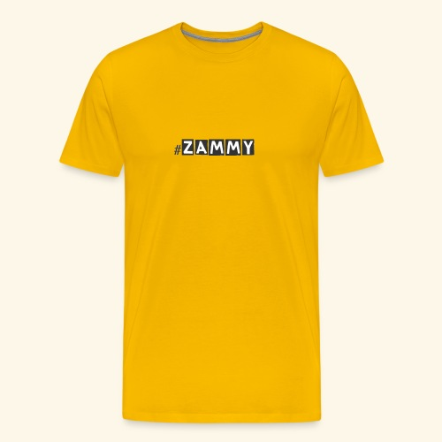 Zammy - Men's Premium T-Shirt