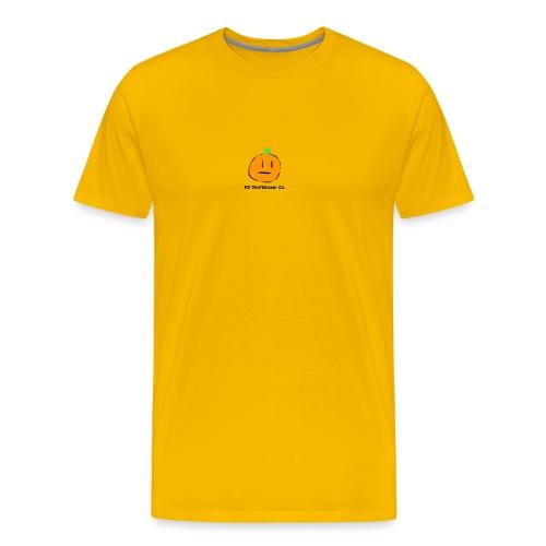 Halloween Logo - Men's Premium T-Shirt