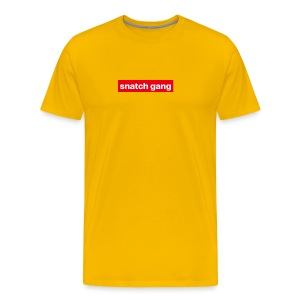 Snatch Gang Merch - Men's Premium T-Shirt
