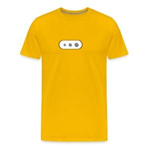 waiting for a message - Men's Premium T-Shirt