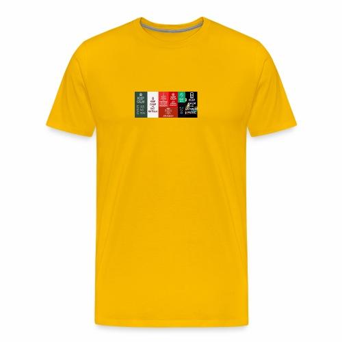 keep calm - Men's Premium T-Shirt