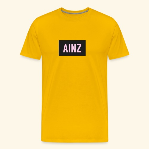 Ainz merch - Men's Premium T-Shirt