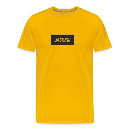 Jack810 logo - Men's Premium T-Shirt