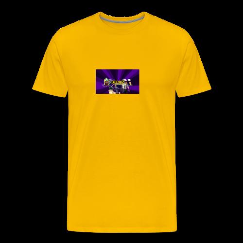 Channel Art - Men's Premium T-Shirt