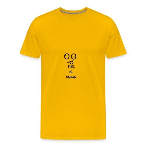This Is Darwin - Men's Premium T-Shirt