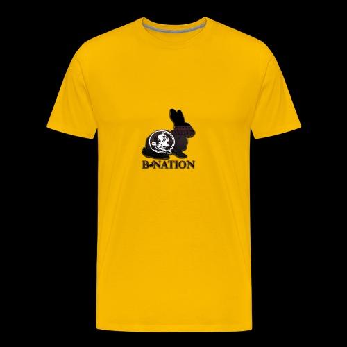 FSU Bunny - Men's Premium T-Shirt