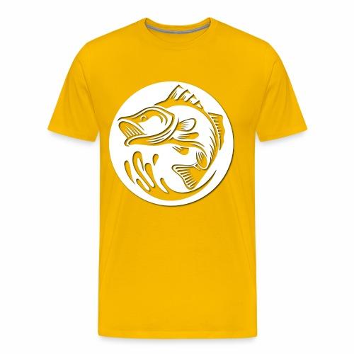 GOLDEN FISH - Men's Premium T-Shirt