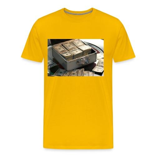 SaFe💵 - Men's Premium T-Shirt