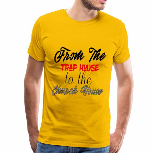 traphousechurchhouse - Men's Premium T-Shirt