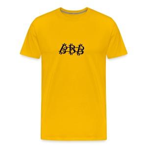 bitcoin - Men's Premium T-Shirt