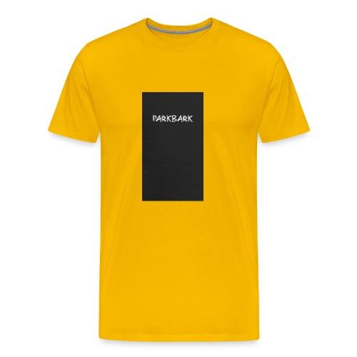 PARKBARK HALLOWEEN KIDS LONG SLEEVED T SHIRT - Men's Premium T-Shirt