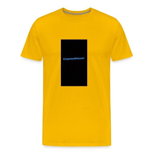 Exposedhouse - Men's Premium T-Shirt