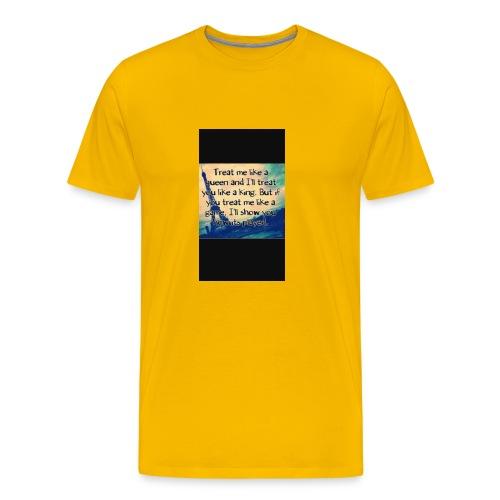27E0C834 A0C3 4F22 A50F CE305AEAAEF4 - Men's Premium T-Shirt