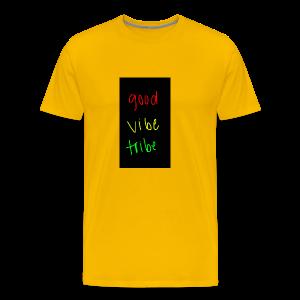 good vibe tribe - Men's Premium T-Shirt