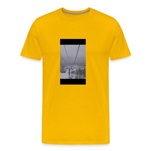 D0BFF902 77AB 4727 8EBA 986CCAA0E68F - Men's Premium T-Shirt