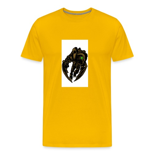 Song Bird - Men's Premium T-Shirt