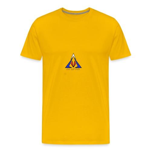 LEVEL UP IND. - Men's Premium T-Shirt