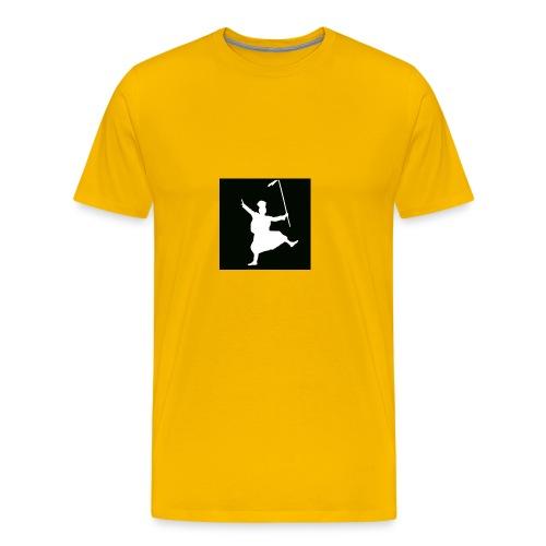 Bhangra ON! - Men's Premium T-Shirt
