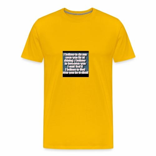 Endy 20160611 233858 - Men's Premium T-Shirt