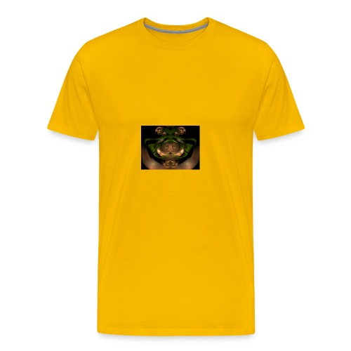 fractal art - Men's Premium T-Shirt