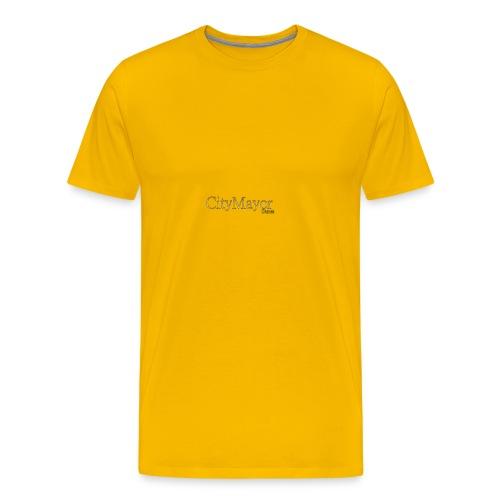 CityMayor Games Logo (Merchandise) - Men's Premium T-Shirt