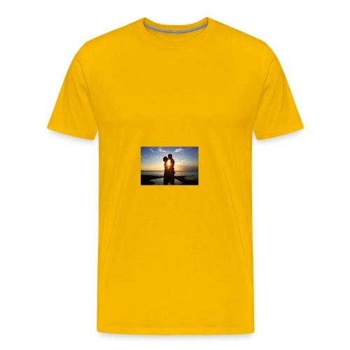 true loves wait - Men's Premium T-Shirt