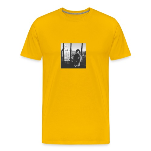 Eli Sway Goals merchandise - Men's Premium T-Shirt